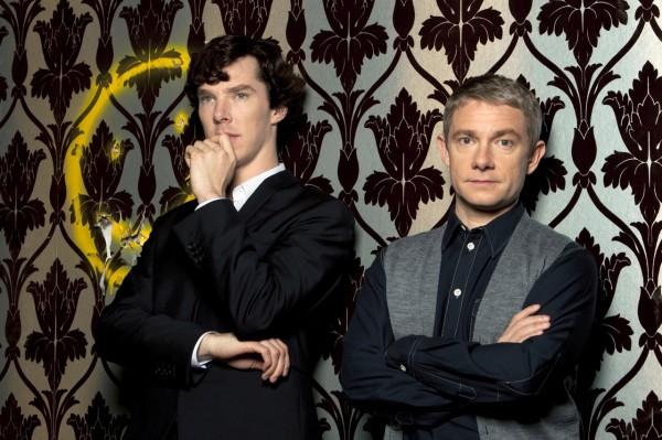 Канал 1+1 начинает показ британского Шерлока - Афиша событий