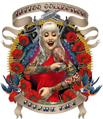 Фестиваль Tattoo Collection 2013 созвал лучших мастеров тату