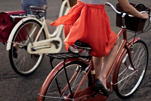 На вело параде каждый сможет убедиться в том, что велосипед - идеальное средство передвижения в городских условиях