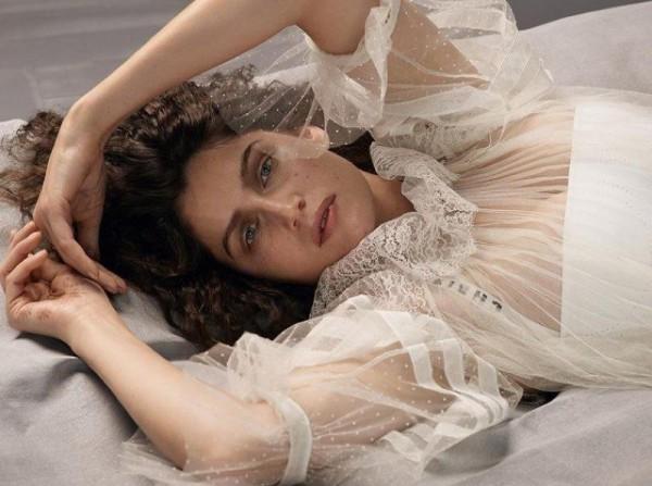Летиция Каста в журнале Dior Magazine