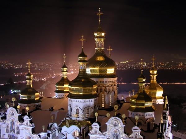 Крещение Руси в Киеве будут отмечать с большим размахом