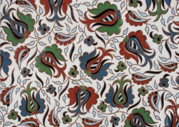Образец крымскотатарского орнамента