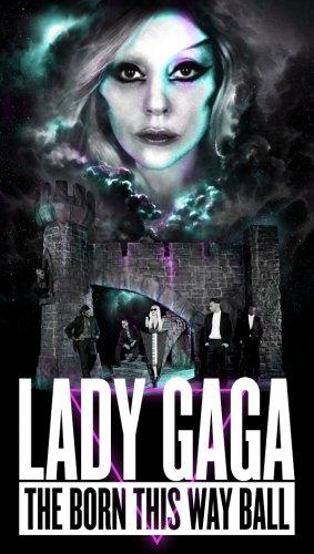 Постер нового тура Леди Гаги