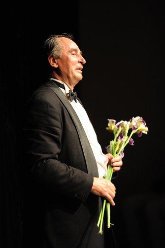 Заслуженный артист Украины Юрий Борисенок