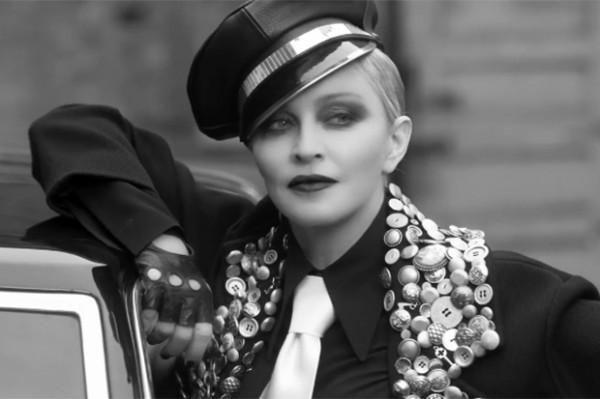 Мадонна выпустила мини-фильм Her Story