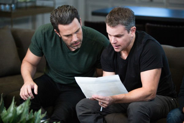 Бен Аффлек и Мэтт Деймон запускают новый телесериал Город на холме.