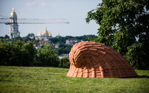 Ракушка Жанны Кадыровой (Украина)