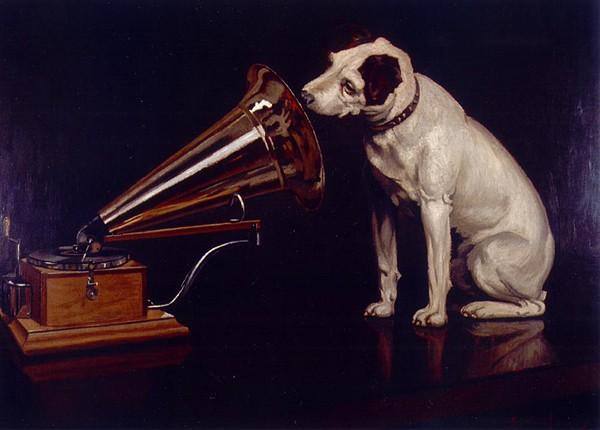 Френсис Барро, Голос его хозяина (1899 г.)