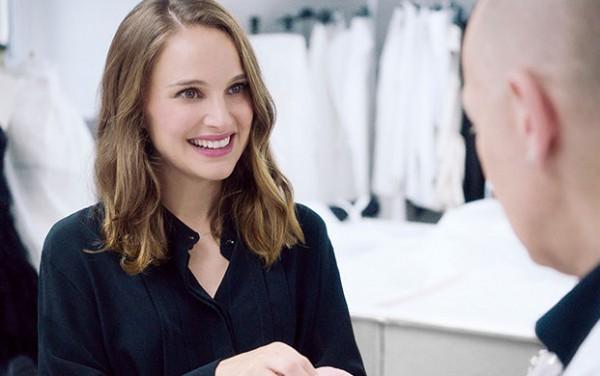 Натали Портман рекламирует аромат Miss Dior Prestige Edition