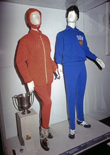 Музей немецкой истории. Восточный Берлин 1988
