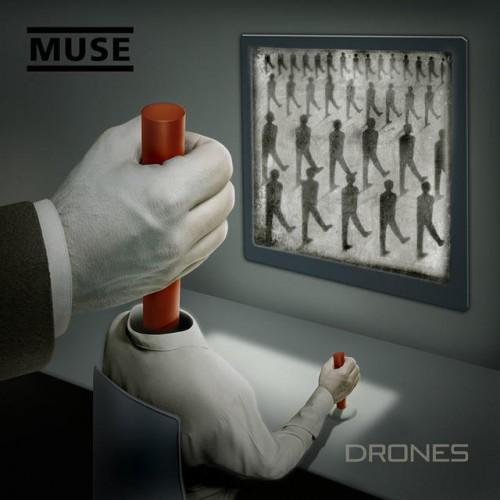 Обложка будущего альбома Muse под названием Drones