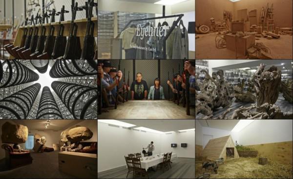 В PinchukArtCentre открылась выставка лучших китайских художников Китай Китай