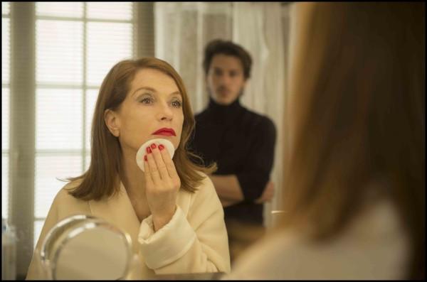 Смотрите новый фильм Ева с Изабель Юппер.