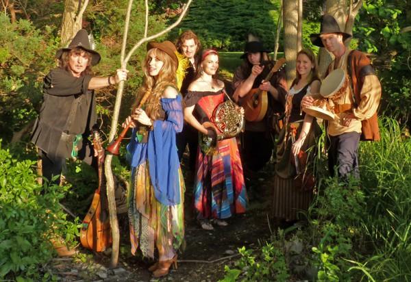 Группа Blackmore's Night выступит летом в Киеве