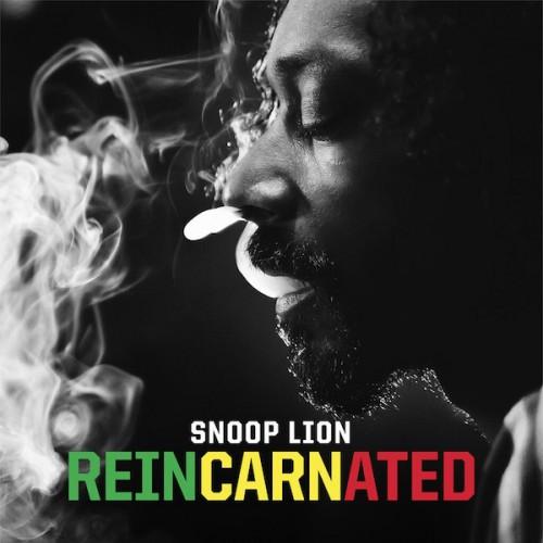 Обложка нового альбома Snoop Lion Reincarnated