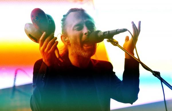 Radiohead номинируются на Mercury Prize уже в пятый раз