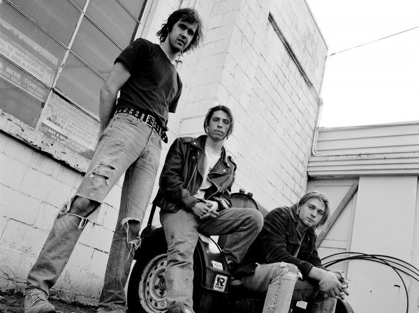 Опубликована неизданная песня Nirvana