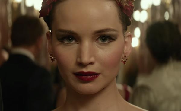 Красный воробей - один из самый ожидаемых фильмов года