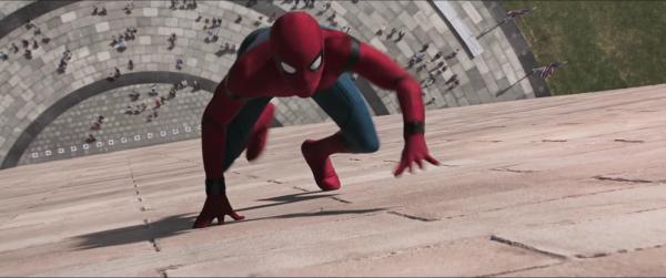Новый трейлер Человека-паука уже в сети.