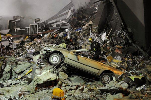 Землетрясение - новый фильм-катастрофа готовится к съемкам
