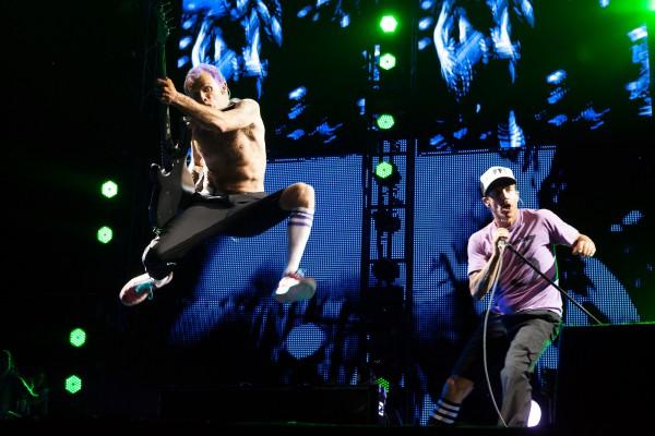 Red Hot Chili Peppers выступят в Киеве 6 июля