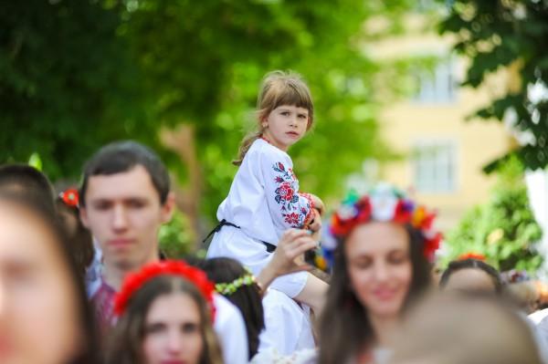 День Конституции Украины отмечается 28 июня