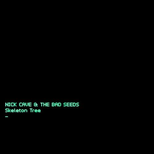 Обложка нового альбома Skeleton Tree