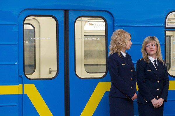Киевский метрополитен. Фото: ТСН