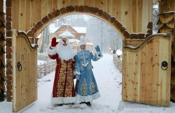 В Киеве открывается резиденция Деда Мороза. Источник фото: http://www.max-mtk.ru/tour.php?id=6942