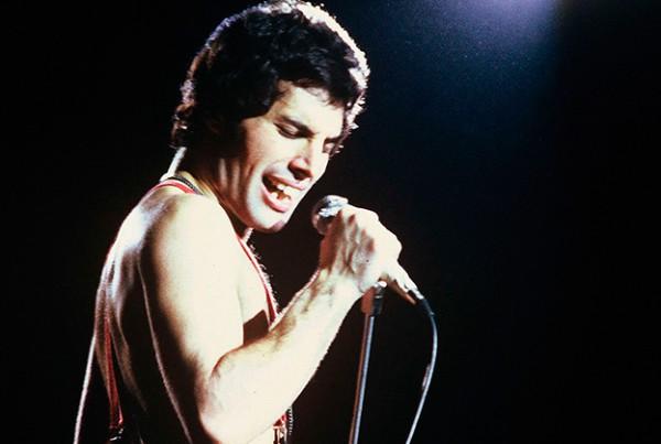 ��������� �������� ���� �������� Queen � 1975 ����, ����� ���� ���������� ���-������ ����� �������� ���������