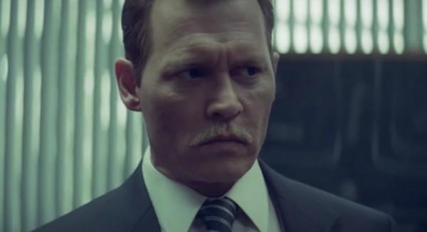 Джонни Депп снялся в роли детектива