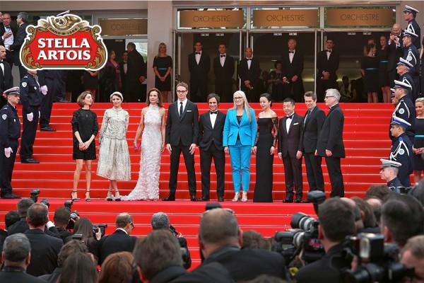 Жюри Каннского кинофестиваля во главе с Джейн Кэмпион