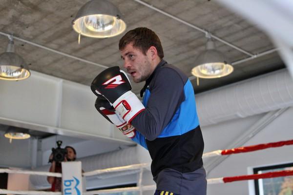 Второй профи-бой Дениса Беринчика состоится 14 ноября в ТРЦ Терминал, Бровары