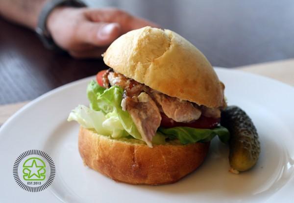 В Киеве откроется Star Burger