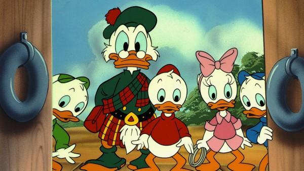Disney перезапускает сериал Утиные истории