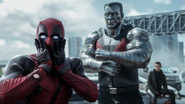 По итогам года фильм Дэдпул стал одним из самых смешных из Marvel.