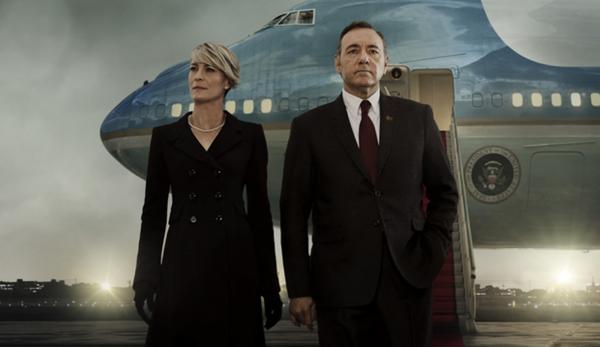 Сериал Карточный домик стал одним из фаворитов Эмми 2017.