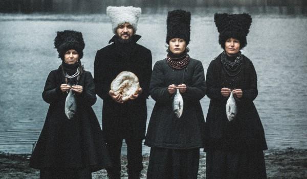 На выходных в Киеве выступит ДахаБраха.