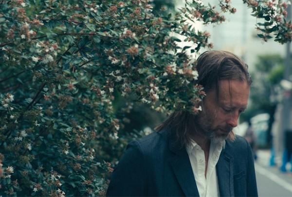 Том Йорк в лукбуке the shepherd Undercover