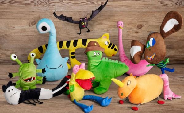 Часть денег от продаж этих игрушек пойдет на благотворительные цели
