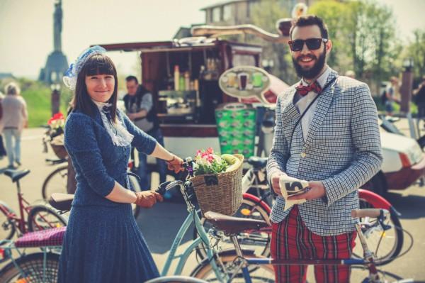 Всемирный флешмоб 30 days of biking будет проходить весь апрель
