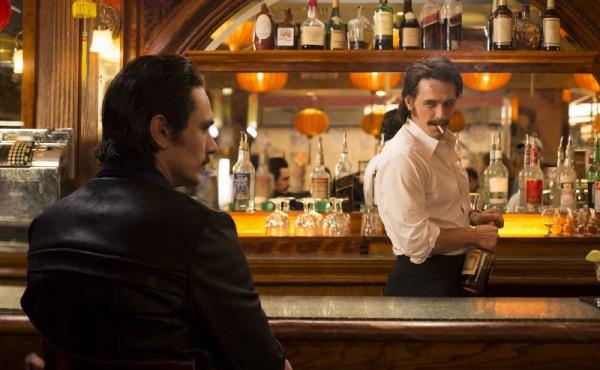 Джеймс Франко сыграл в сериале про секс-индустрию в Нью-Йорке.