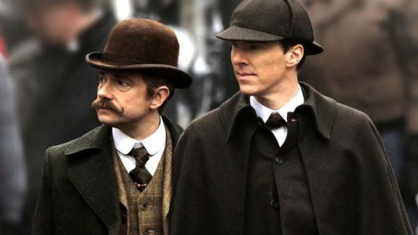 ВВС презентовали тизер специальной рождественской серии Шерлока.