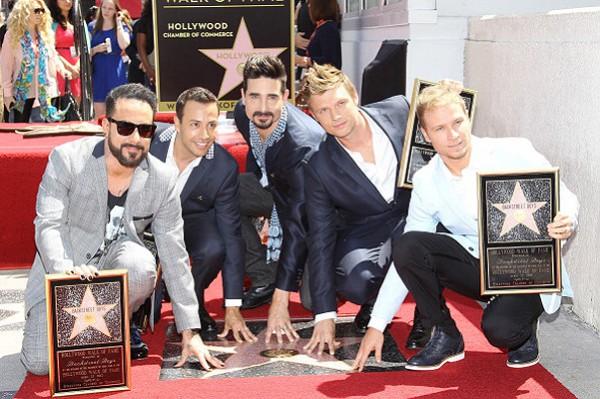 Backstreet Boys �������� ������ �� ����� ����� � ���������