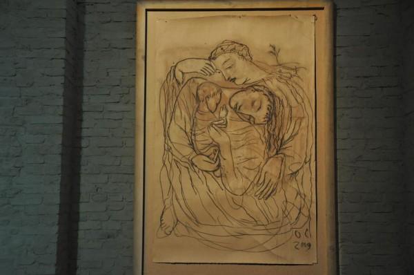 Александр Сухолит, экспонат с выставки Великое и величественное