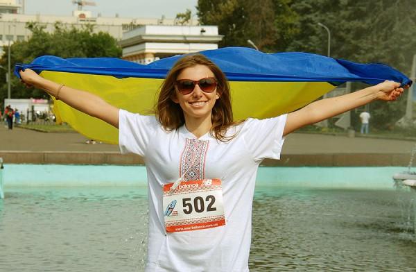 24 августа в Киеве пройдет Забег в вышиванках