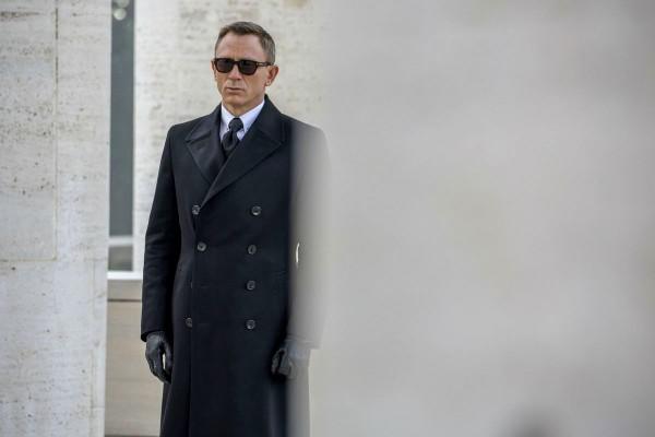 007: Спектр с 6 ноября во всех кинотеатрах Украины