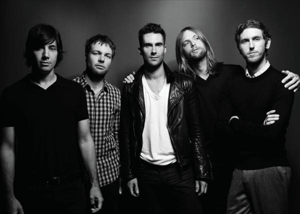Релиз нового альбома Maroon 5 запланирован на 3 ноября.