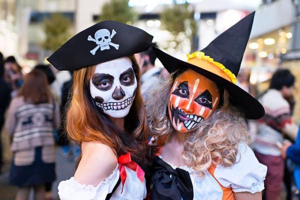 Дата Хэллоуина в 2016 году – 31 октября