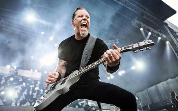 Новый альбом Metallica выйдет 18 ноября